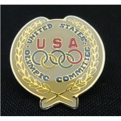 USA Olympic Commitee Collector Pin