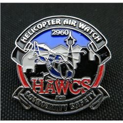 Helicopter Air Watch Community Safety Collector