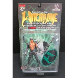 1998 Witchblade Figure Kenneth Irons Collectible