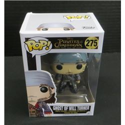 Funko Pop Pirates Of The Caribbean Ghost Of Will