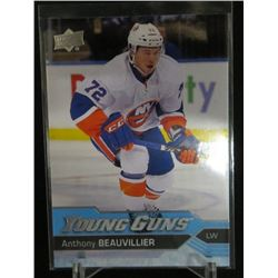2016-17 Upper Deck #220 Anthony Beauvillier YG RC