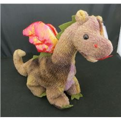 1998 Ty Beanie Baby Scorch The Dragon