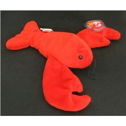 1993 Ty beanie Baby Pinchers The Lobster