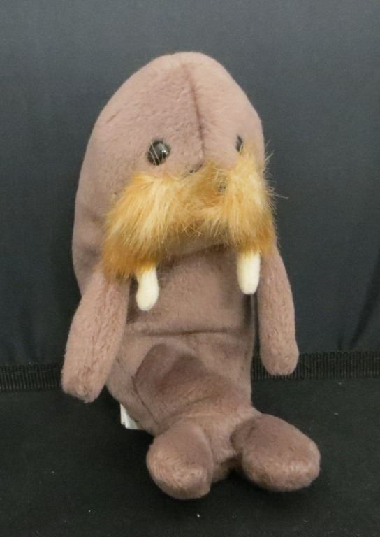 Image 1   1996 TY Beanie Baby Jolly The Walrus 30fed652960
