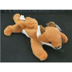 1996 Ty Beanie Baby Sly The Fox