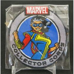 Marvel Collector Corps Ms. Marvel Iron On Patch