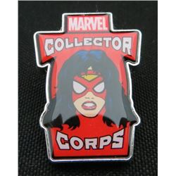 Marvel Collector Corps Spider Woman Collector Pin