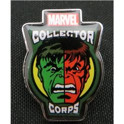 Marvel Collector Corps Hulk Collector Pin