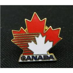 Maple Leaf Canada Collector Pin