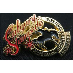 Calgary Stampede 1905-2005 Collector Pin