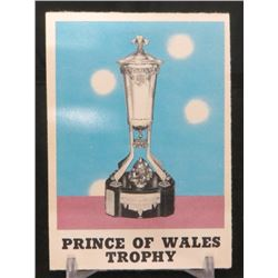 1970-71 O-Pee-Chee #255 Prince of Wales Trophy