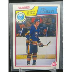 1983-84 O-Pee-Chee #65 Phil Housley RC