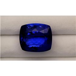 57.45 ctw Cushion Cut Tanzanite Parcel