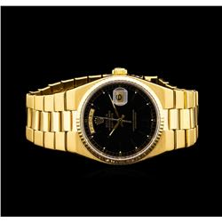 Rolex 18KT Gold OysterQuartz DayDate Men's Watch