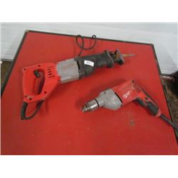 Saws ALL + Drill