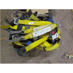 7 Safety Harnesses