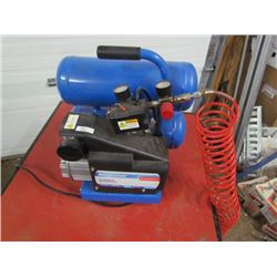 Air Compressor Mastercraft 4 Gallon