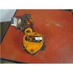 Chain Hoist 1/2 ton