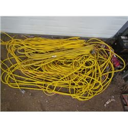 3 Large Ext Cords