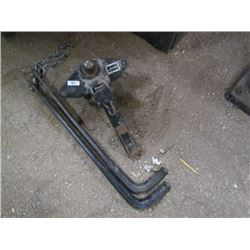 Trailer Hitch-Tow Power