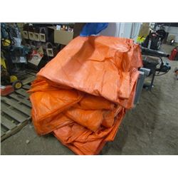 3 Insulated Tarps