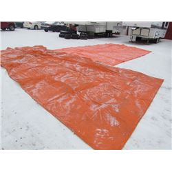 2 Insulated Tarps