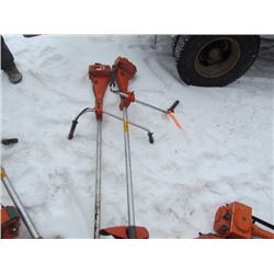 2 Brush Cutters-Husqvarna-245