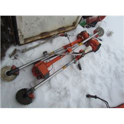 3 Brush Cutters-Husqvarna-265