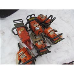 6 Chain Saw-Parts Only Stihl
