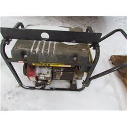 Generator SOLD AS IS