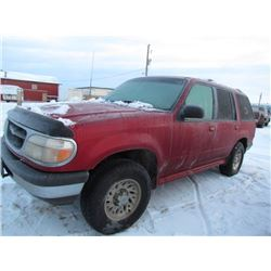1998 Ford Explorer SALVAGE