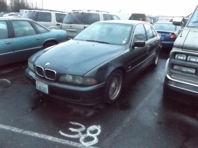 2001 BMW 525i - Speeds Auto Auctions