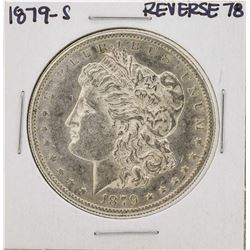 1879-S Reverse 78 $1 Morgan Silver Dollar Coin