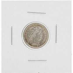 1899 Barber Dime Coin