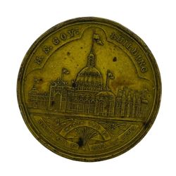 1893 World's Columbian Exposition Chicago Medal