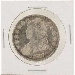 1831 Capped Bust Half Dollar Silver Coin