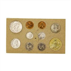 1957 (10) Coin Mint set