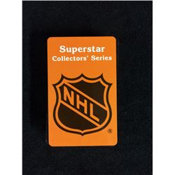 SUPERSTAR COLLECTORS' SERIES (NHL COLLECTORS 7-11 SERIES) HOCKEY CARD SET