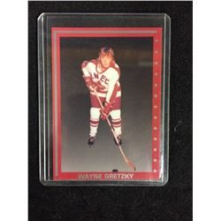 WAYNE GRETZKY BRANTFORD MINOR LEAGUE PROMO HOCKEY CARD