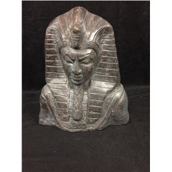 "EGYPTIAN STATUE BUST (6"" X 12"")"