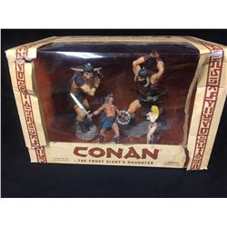"CONAN ""THE FROST GIANT'S DAUGHTER"" ACTION FIGURE (IN BOX)"