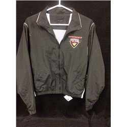 VANCOUVER GIANTS WARM UP JACKET (BRAND NEW W/ TAGS) SIZE LARGE