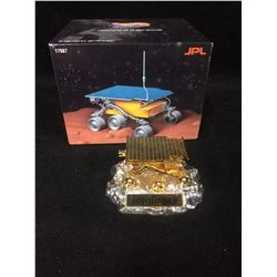 JPL Sojourner Mars Rover 1997 Hot Wheels 24k Gold Plated Collectors Edition (IN BOX)