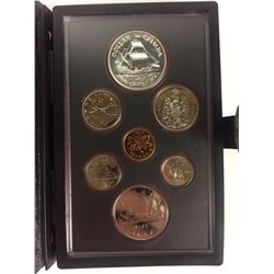 1979 ROYAL CANADIAN MINT COIN SET (SILVER PROOF)