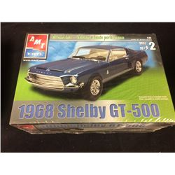 AMT/ERTL1968 SHELBY GT-500 1:25 SCALE UNASSEMBLED MODEL KIT (IN BOX)