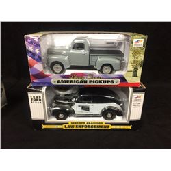 LIBERTY CLASSICS AMERICAN PICK UPS & LAW ENFORCEMENT (LIMITED EDITIONS)