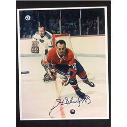 "HENRI RICHARD AUTOGRAPHED 8"" X 10"" PHOTO"