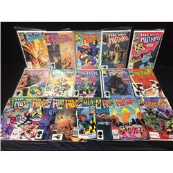 THE NEW MUTANTS COMIC BOOK LOT (MARVEL COMICS)