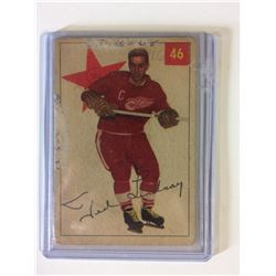 1954-55 PARKHURST #46 TED LINDSAY DETROIT RED WINGS