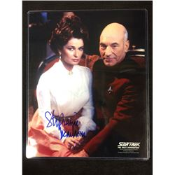 "Stephanie Beacham AUTOGRAPHED 8"" X 10"" PHOTO W/ COA"